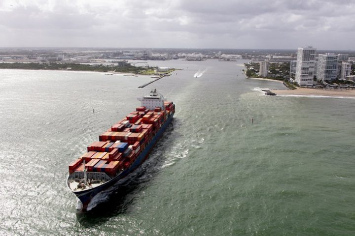 Port Everglades' channel to be expanded