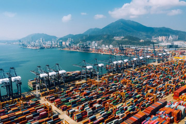 Dalian the exception as Chinese ports see double-digit growth