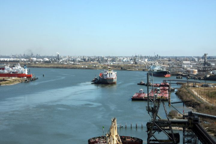 US Congress approves expansion of Houston Shipping Channel