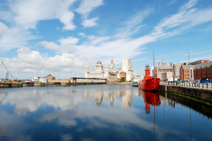 Postcard from Liverpool - Landscape