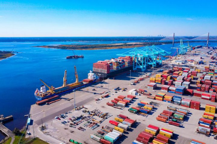 JAXPORT completes first phase of berth expansion
