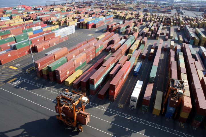 Kalmar to supply US terminal with next-generation straddle carriers