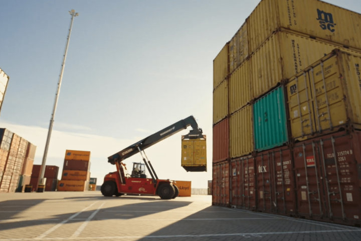 MSC launches new trimodal terminal