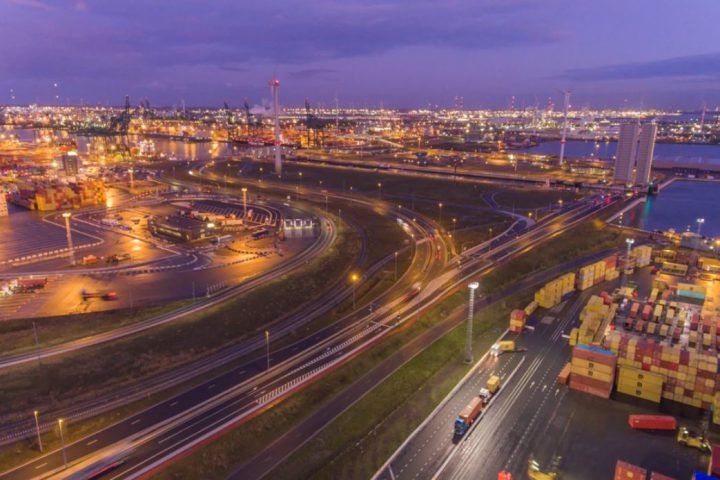 The Port of Antwerp has signed a deal to develop a 5G network