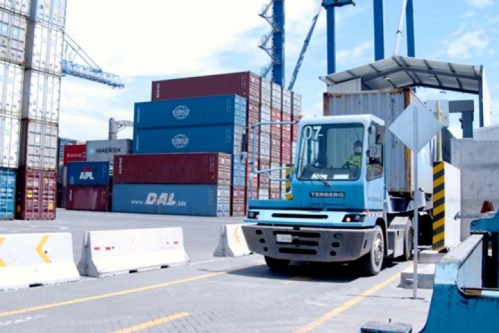 APMT launches x-ray container scanners