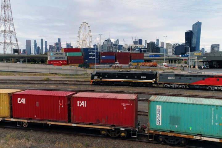 Port of Melbourne awards key contracts in rail upgrade
